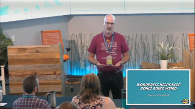 Jason Weisberger: WordPress Helps Keep Boing Boing Weird