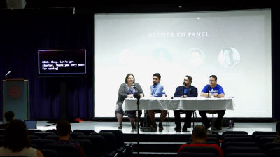 Panel Discussion: WordPress in Higher Education