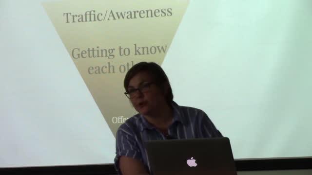 Jennifer Gyuricska: Authentic Marketing for Blog and Business Growth