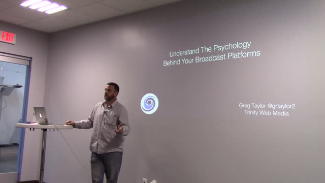 Greg Taylor: Know Your Audience and Grow