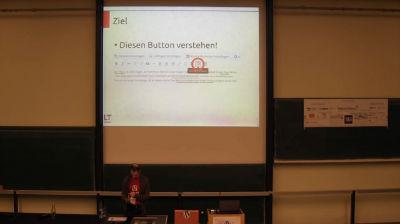 Daniel Naber: Wie WordPress unsere Rechtschreibfehler findet