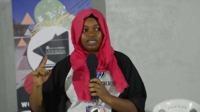 Mwanamkasi Madzumba: Enterprenueship with WordPress