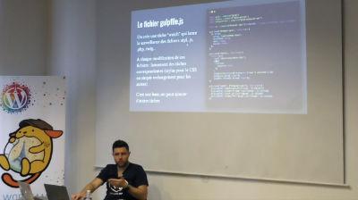 Maxime Bernard-Jacquet: Simplifiez-vous le développement de vos thèmes avec Gulp