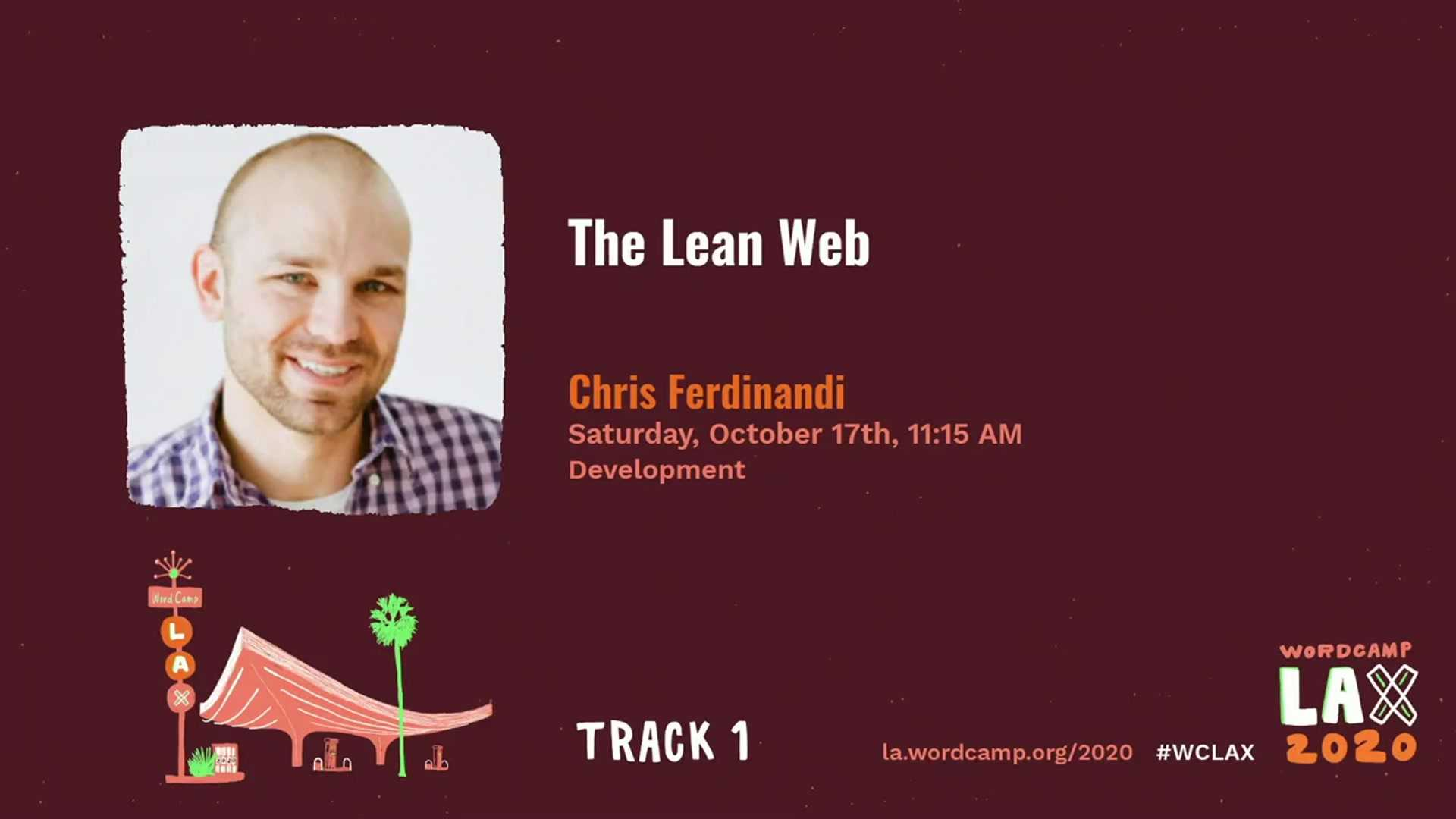 Chris Ferdinandi: The Lean Web – WordPress.tv
