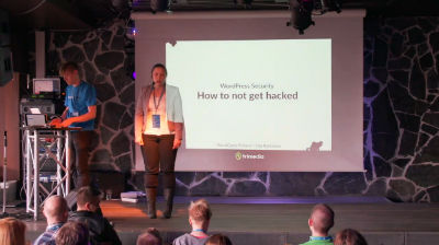 Tiia Rantanen: WordPress Security – How To Not Get Hacked
