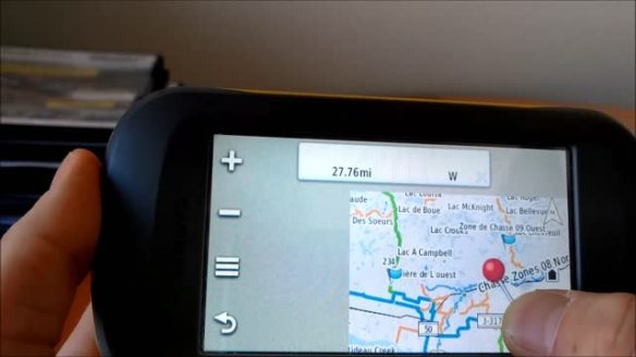 How to create waypoints & routes on your Garmin GPS unit | The