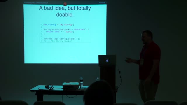Bobby Bryant: Javascript Prototypal Inheritance. How Its Different And Why You Need To Know It.