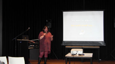 Wendie Huis in 't Veld: Hoe werkt een WordPress website; voor dummies