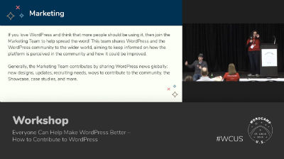 Everyone Can Help Make WordPress Better – How to Contribute to WordPress - Part 2