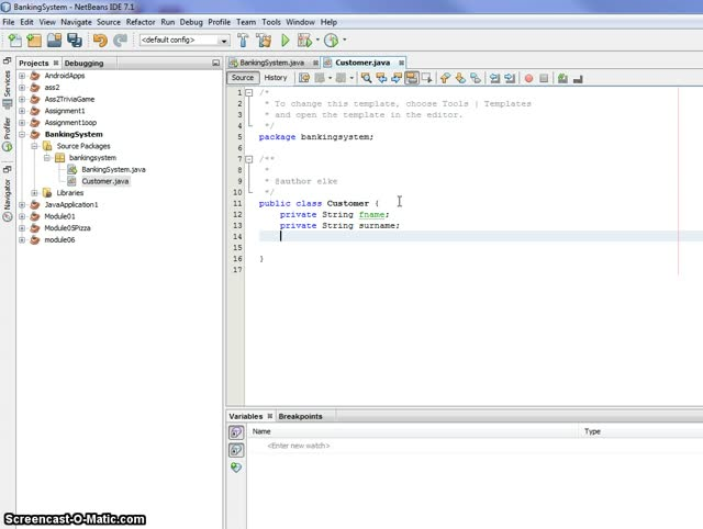 Read write CSV file in Java – OpenCSV tutorial