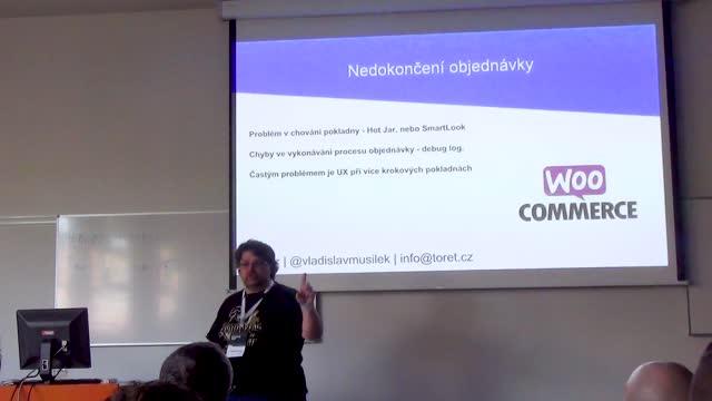 Vladislav Musílek: Jak vylepšit ladění WooCommerce
