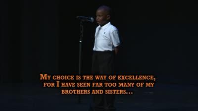 The Rise Pledge - Isaiah Doss
