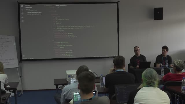 Daniel Olson: On-demand dev with Docker and WordPress