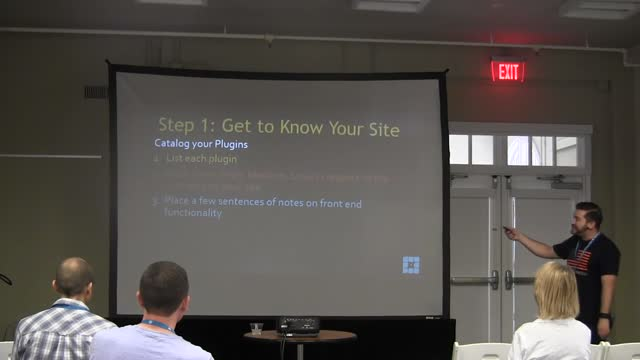 Dustin Meza: WordPress Upgrade Anxiety No More - 5 Steps to Having a No Surprise Upgrade