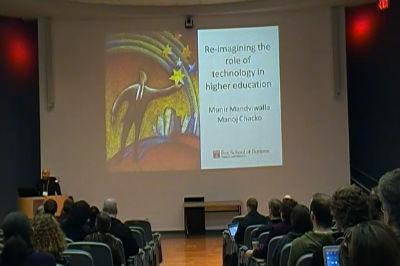 Munir Mandviwalla: Re-imagining Higher Education As An Open Source Community