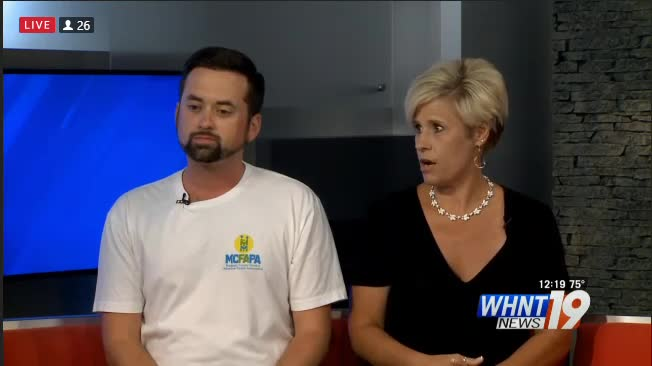 MCFAPA on WHNT Noon Show - Madison County Foster & Adoptive