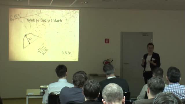 Mária Jellúšová: Projektový manažment pri tvorbe webov