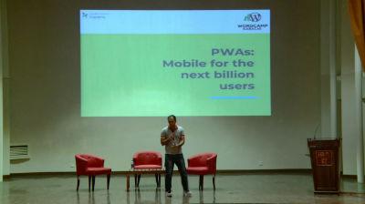Mashhood Rastagar: PWAs Mobile for next billion users