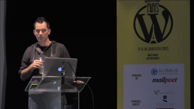Marko Heijnen : L'histoire du code WordPress (2/2) (en anglais)