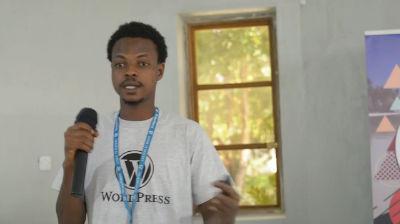 Godwin Ojebiyi: WordPress and the Internet of Things Mombasa