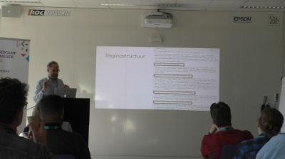 Paul van Buuren: Toegankelijke website? Begin bij de basis: woorden en HTML