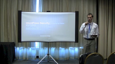 Michael McNeill - WordPress Security: No Nonsense Edition