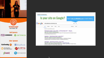 Cherry: Managing your Online Presence on Google