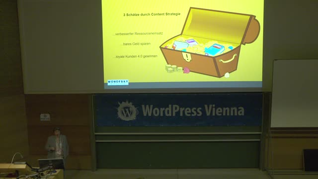 Angelika Wohofsky: Mit Strategie zum Content-Profi