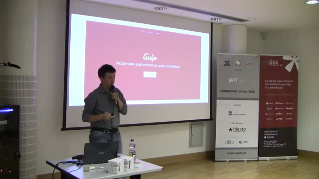 Maurizio Pelizzone: Professional WordPress Workflow