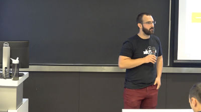 Jeremie Bergeron: La puissance de WP en backend pour une Web App React