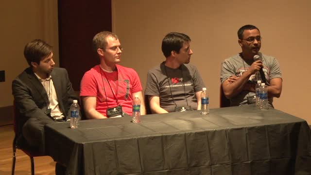 Panel: Agencies