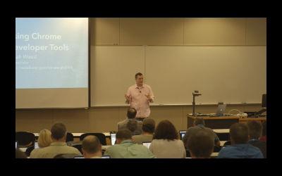 Micah Wood: Using Chrome Developer Tools