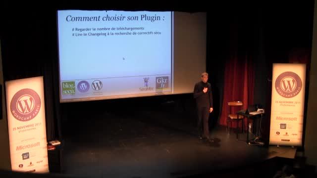Julio Potier : WordPress et la sécurité des extensions