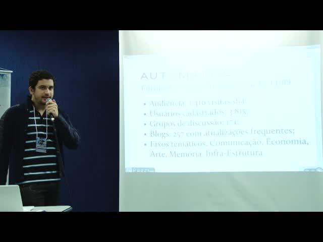 Guilherme Aguiar: WordPress Como Rede Social - CulturaDigital.br