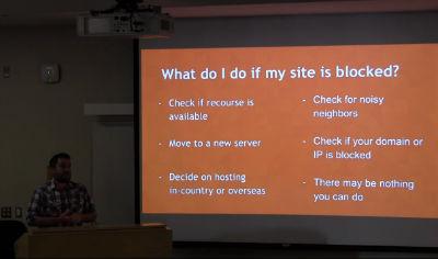 John Gamboa: Navigating the Censored Web