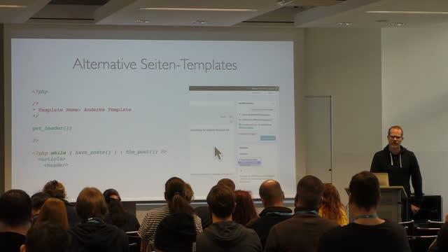 Stefan Fröhlich: Eigene Themes from Scratch
