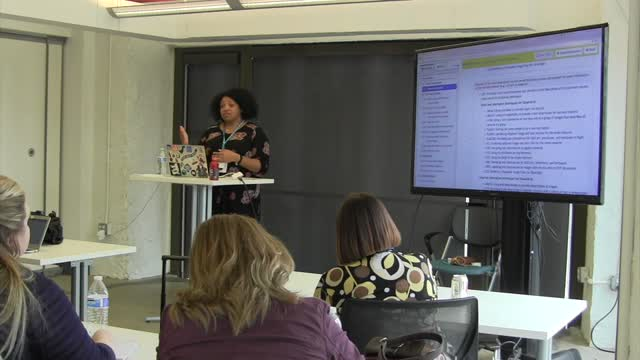 Aisha Blake: Web Accessibility - How to Be an A11y