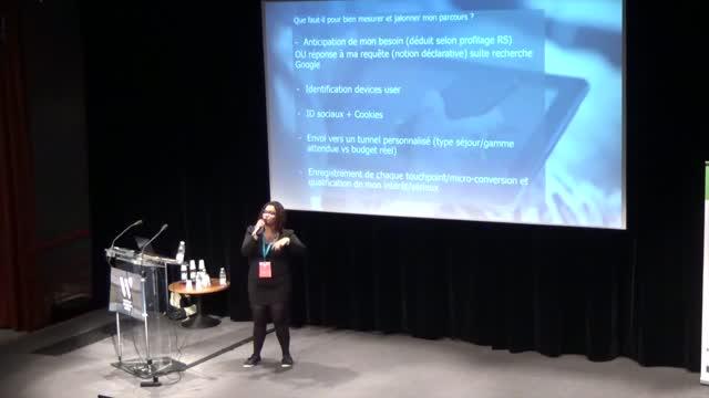 Stéphanie Laporte: Réseaux sociaux, de la visibilité à la rentabilité
