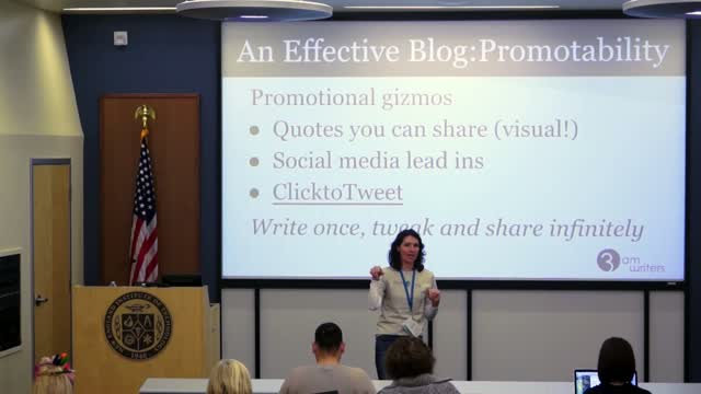Aileen McDonough: Blog Like a Boss