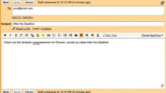 Google Chrome Spell and Grammar Checker | Spell, Grammar, and Style
