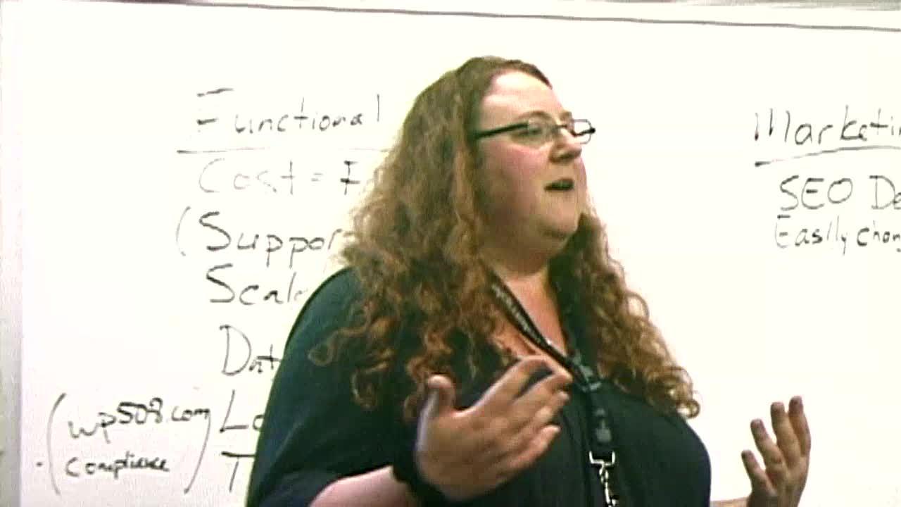 Videos of Amanda Blum – WordPress tv