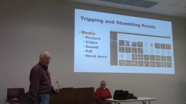 Jim Echter, Kathy Echter: Oh crap! We need a web site. Now what?