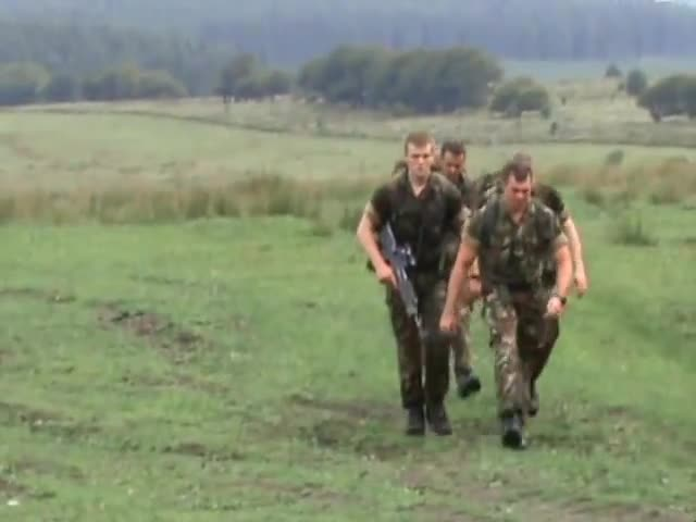 how to train for military fitness test