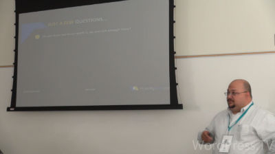 Mickey Trivett: Outsourcing With WordPress