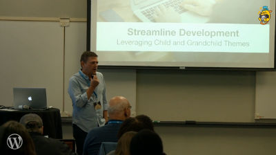 Rob Riggs: Leveraging Child Themes and Grandchild Themes to Streamline Development