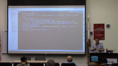 Cory Webb: Your code stinks. WPCS can help - Part 2