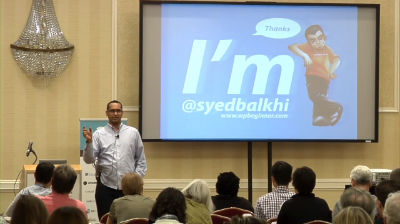 Syed Balkhi: Tools to Better Manage and Grow Your Blog