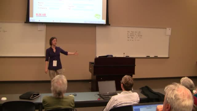 MaAnna Stephenson: WordPress Bootcamp