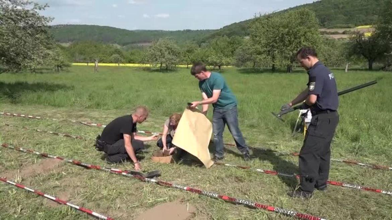 Ermittlungen nach dem Tod einer Frau in Schippach