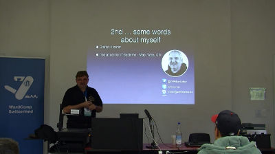 Stefan Kremer: A WordPress admin's life